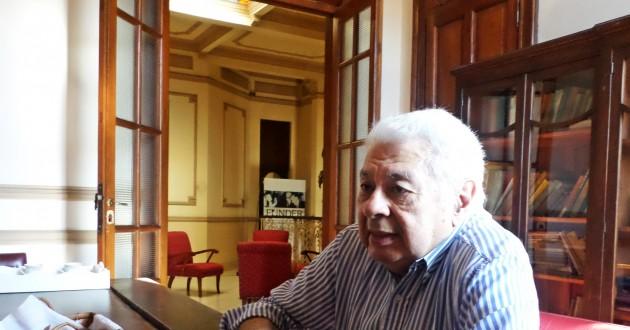 """Marciano Martínez: """"Los partidos políticos se forjan a partir de la militancia en la calle"""""""