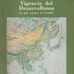 'Vigencia del Desarrollismo', libro de José A. Giménez Rebora