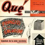 """Qué: """"Industria argentina y desarrollo nacional"""""""