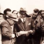 Frondizi en Comodoro Rivadavia