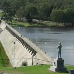 El Dique, la obra que resguarda a Tandil de las inundaciones