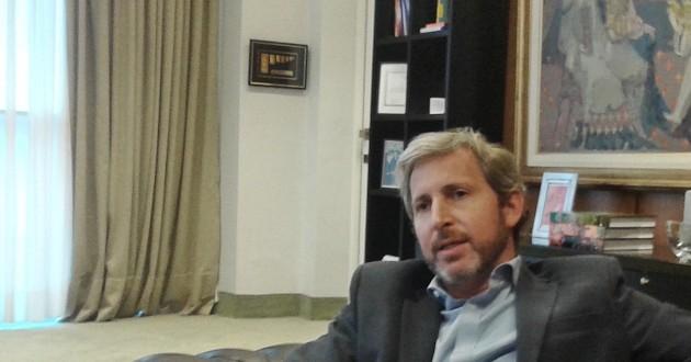 """Rogelio Frigerio: """"El desarrollo es la mejor forma de defender el interés nacional"""""""