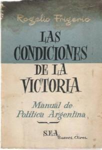 Las condiciones de la victoria