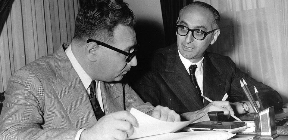 Frigerio y Frondizi. Maestros inspiradores del desarrrollismo nacional