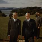 Frondizi y Eisenhower, ¿relación amistosa o incierta?
