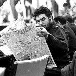 El encuentro de Frondizi y el Che Guevara