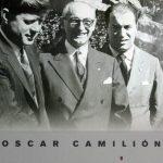 """Memorias Políticas"",  libro de Oscar Camilión"