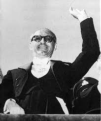 Frondizi asume la presidencia 1 de mayo 1958
