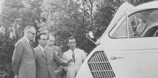Frondizi impulsó la industria automotriz más allá del criterio de economicidad.