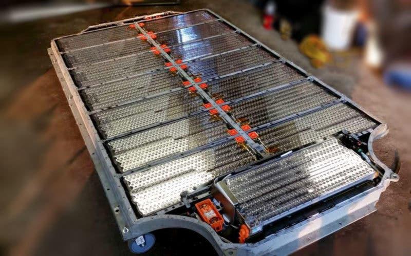 baterías de iones de litio