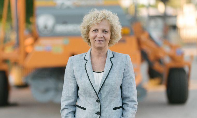 Rosana Negrini, presidenta de Agrometal