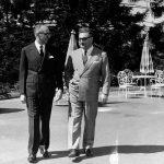 Arturo Frondizi y Rogelio Frigerio, fundadores del desarrollismo nacional en 1958