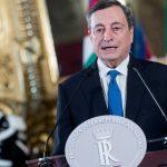 Mario Draghi aceptó formar gobierno