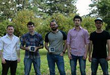 El equipo de DeepAgro