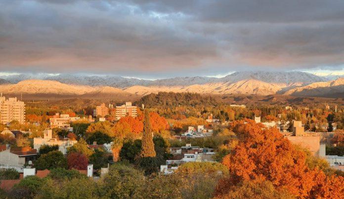 Ciudad de Godoy Cruz en la provincia de Mendoza. Fuente: Municipalidad de Godoy Cruz